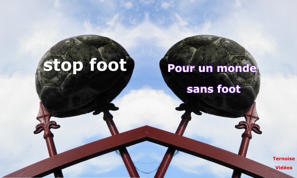 logo stop foot ternoise
